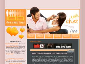 100freechatlines.com