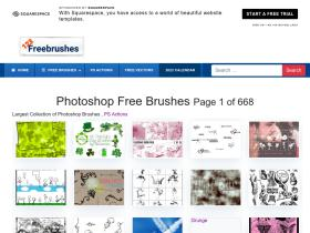 123freebrushes.com
