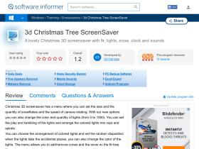 3d-christmas-tree-screensaver.software.informer.com