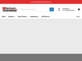 4electronicwarehouse.com