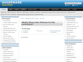 4media-iphone-max-platinum-for-mac.sharewarejunction.com