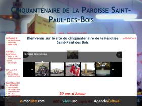 50ans-stpauldesbois.e-monsite.com