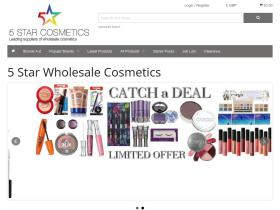 5starcosmetics.co.uk