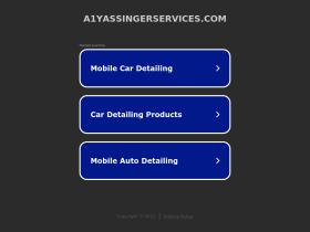 a1yassingerservices.com