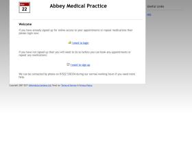 abbeymedicalpractice.appointments-online.co.uk