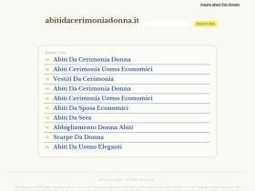 abitidacerimoniadonna.it