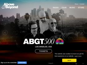 aboveandbeyond.nu