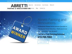 abrettipaintingandrenovations.ca