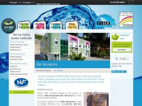 3 sites similaires a for Abris piscine eureka