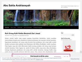 abusahlaandriansyah.wordpress.com