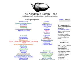 academictree.org