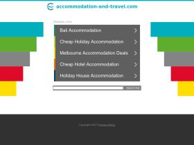 accommodation-and-travel.com