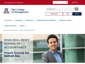 accounting.eller.arizona.edu
