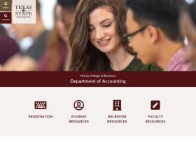 accounting.mccoy.txstate.edu
