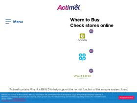 actimel.co.uk