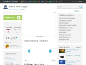 active-key-logger.software.informer.com