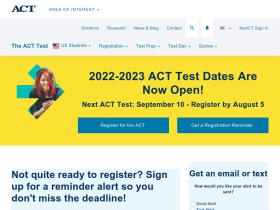 actstudent.org