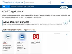 adapt-applications.software.informer.com
