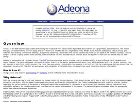 adeona.cs.washington.edu