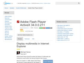 adobe-flash-player-activex.updatestar.com