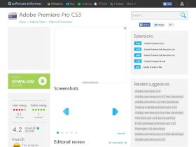 adobe-premiere-pro-cs3.software.informer.com