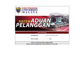 aduanpelanggan.ummc.edu.my