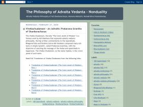 advaitaphilosophy.blogspot.com
