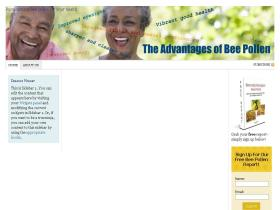 advantages-of-bee-pollen.com
