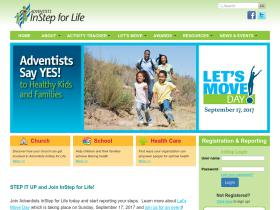 adventistsinstepforlife.org