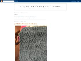 adventuresinknitdesign.blogspot.com