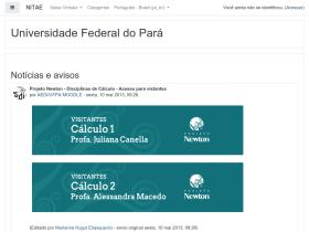 aedmoodle.ufpa.br