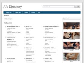 afcdirectory.com