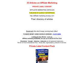 affiliate-marketing.dunway.com