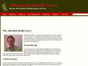 affordable-health-cures.com