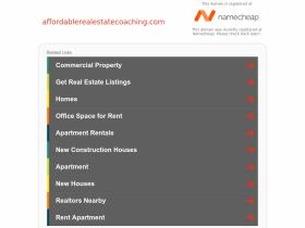 affordablerealestatecoaching.com