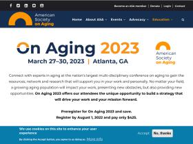 agingconference.org
