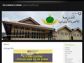 ahmadiah.edu.my