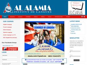 alalamialanguagecenter.com