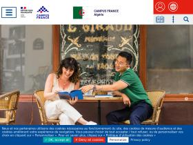 algerie.campusfrance.org
