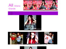 allariana.webstarts.com