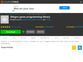 alleg.sourceforge.net