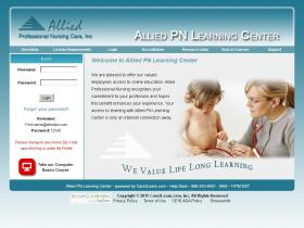 alliedpn.care2learn.com