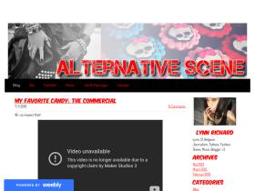 alternativescene.weebly.com