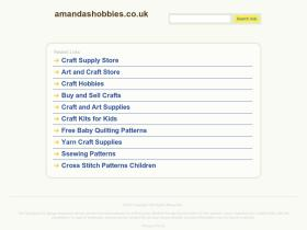 amandashobbies.co.uk