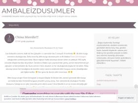 ambaleizdusumler.wordpress.com