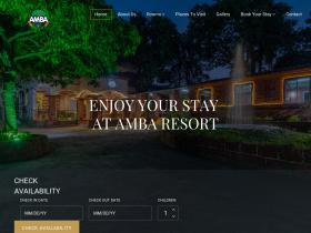 ambaresort.in