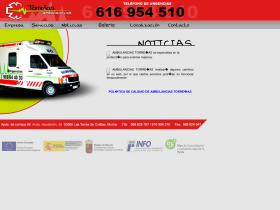 ambulanciastorrenas.com