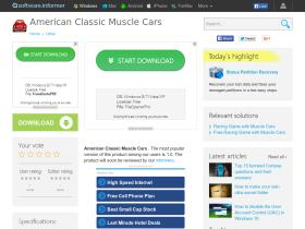 american-classic-muscle-cars.software.informer.com