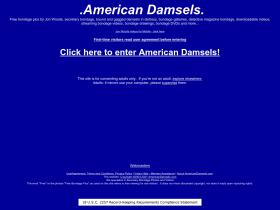 americandamsels.com