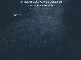 amnesiaselectiva.wordpress.com